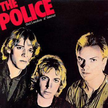 Copertina dell'album outlandos d'amour dei Police