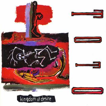 Copertina del disco Kingdom of Desire dei Toto