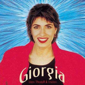 Copertina dell'album Come thelma e Luise di Giorgia