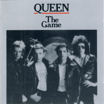 Copertina dell'album dei Queen intitolato The Game