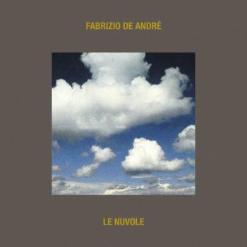 Copertina dell'album Le nuvole di De Andrè