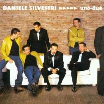 Copertina dell'album Unò, Duè di Daniele Silvestri