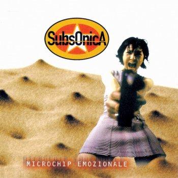Copertina dell'album Microchip dei Subsonica