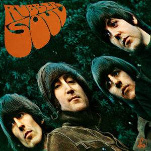 Coeprtina dell'album Rubber Soul dei Beatles