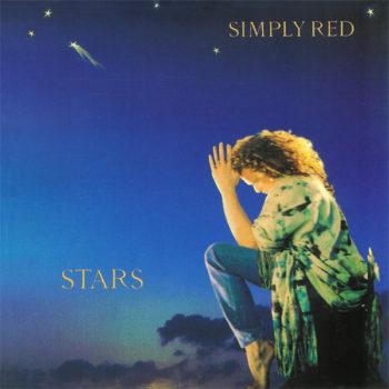 Copertina dell'album Stars dei Simply Red