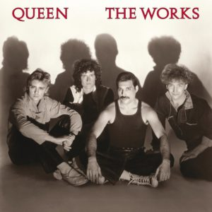 Copertina dell'album The works dei Queen