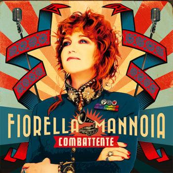 Copertina dell'album Combattente di Fiorella Mannoia