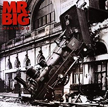 Copertina dell'album Lean in to it dei Mr. Big