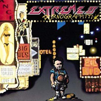 Copertina dell'album Pornograffitti degli Extreme