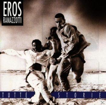 Copertina dell'album Tutte Storie di Eros Ramazzotti