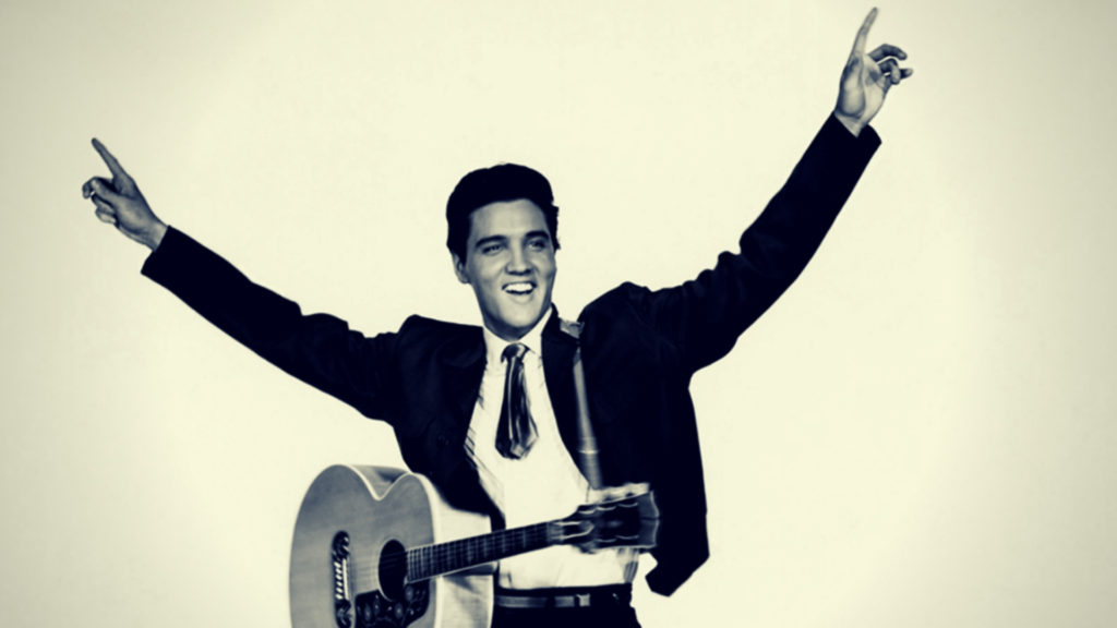 Trascrizioni per basso dei brani di Elvis Presley