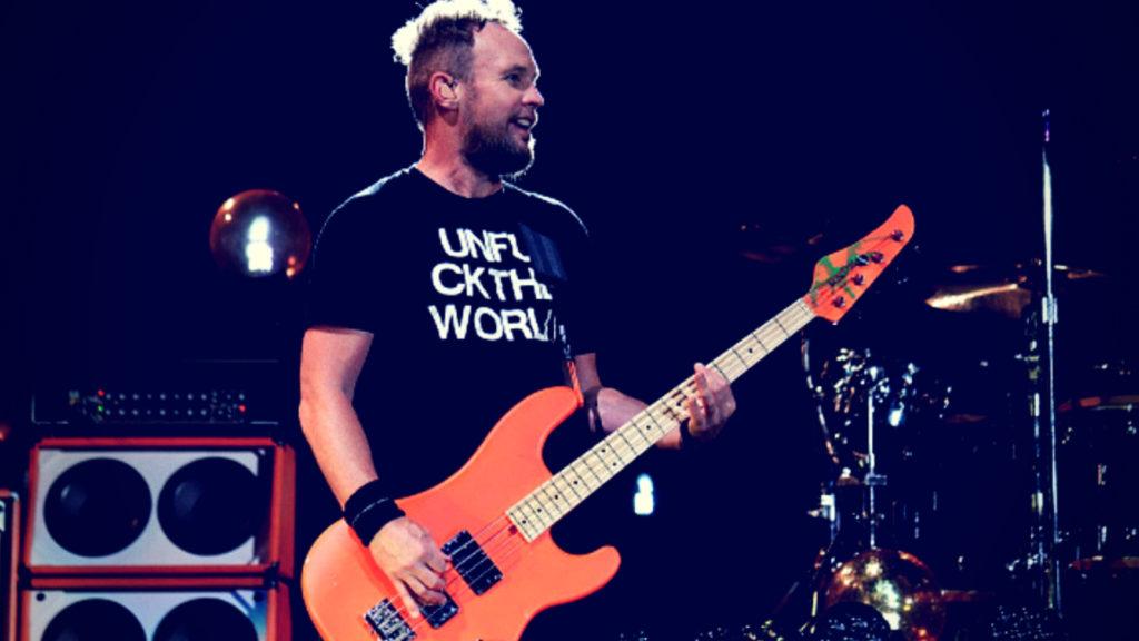 Jeff Ament bassista dei Pearl Jam