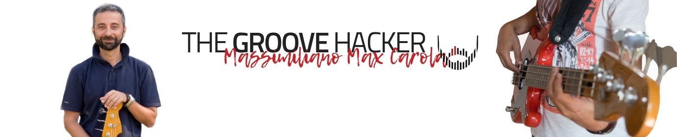 THE GROOVE HACKER