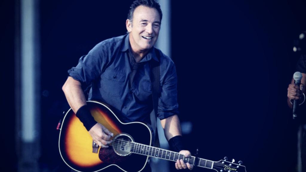 Spartito musicale per basso elettrico di Born To Run di Bruce Springsteen