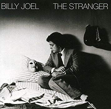Copertina dell'album The Stranger di Billy Joel