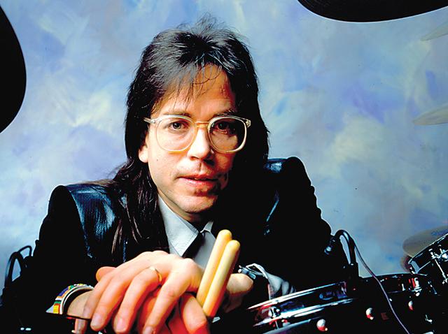 IL batterista dei Toto Jeff Porcaro