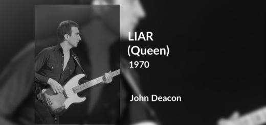 Trascrizione per basso elettrico di Liar dei Queen
