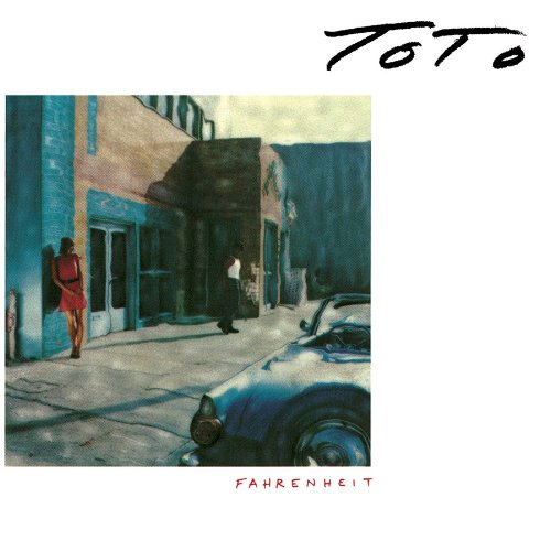 Copertina album Fahrenheit dei Toto