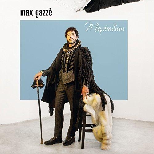 Copertina dell'album Maximilian di Max Gazzè