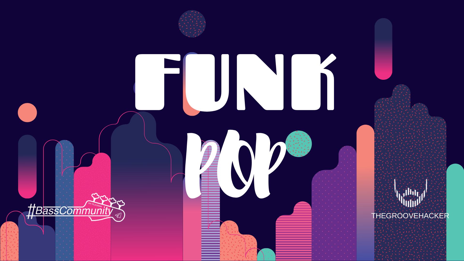 Trascrizioni per basso elettrico funk-pop