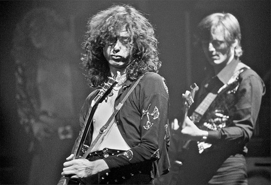 Trascrizione per basso elettrico di Whole Lotta Love dei Led Zeppelin