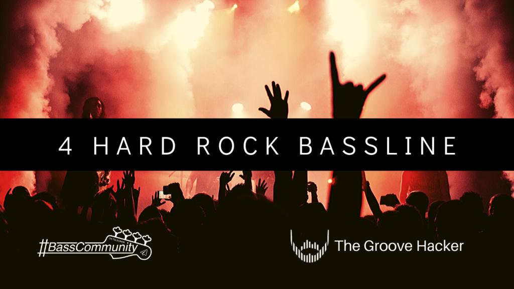 Quattro trascrizioni per basso elettrico di quattro brani hard rock storici.