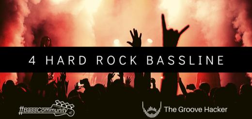 Quattro trascrizioni per basso elettrico di brani hard rock