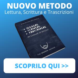 Metodo per imparare a leggere, scrivere e trascrivere in chiave di basso