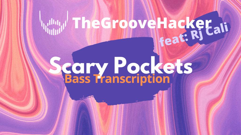 Trascrizione per basso elettrico degli Scary Pockets