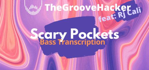 Trascrizione per basso elettrico Scary Pockets